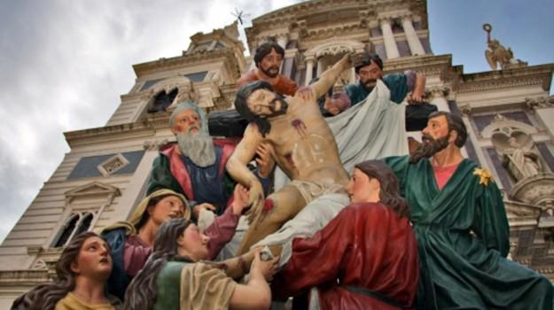 riti pasquali, Settimana santa, don Franco Montenegro, Agrigento, Cronaca