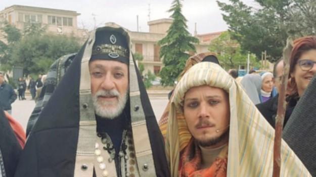 passione, santa margherita belice, Agrigento, Cultura