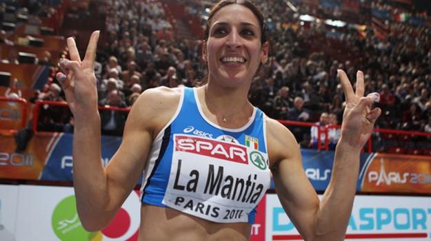 atletica, mamma, Simona La Mantia, Palermo, Sport