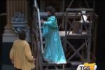La Tosca, il debutto al teatro Massimo di Palermo