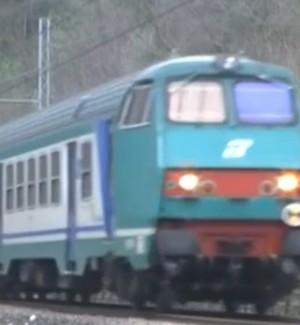 Resti di un cavallo sulla linea ferroviaria Catania-Siracusa, treni bloccati per due ore