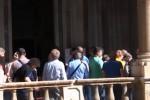 Palermo, folla di turisti alla mostra Novecento Italiano