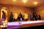 Dalla consacrazione del pane al tradimento di Giuda, la Passione di Gesù in scena a piazza Pretoria