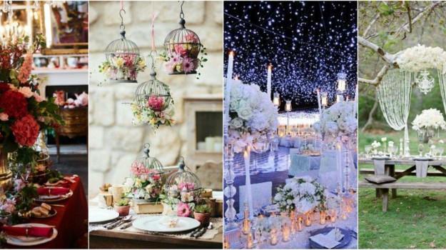 Wedding style in mostra a palermo gli addobbi per il giorno più