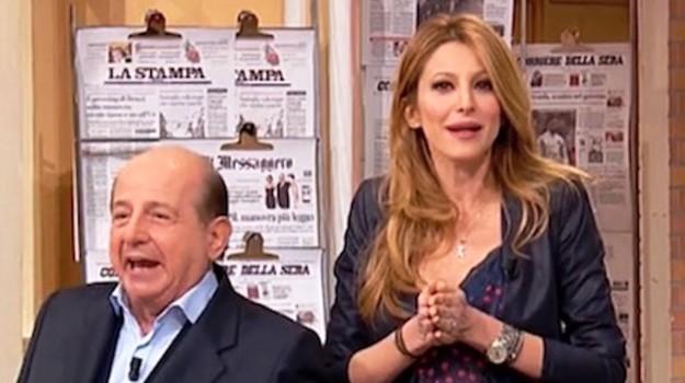 i fatti vostri, trasmissione, Adriana Volpe, Giancarlo Magalli, Sicilia, Società