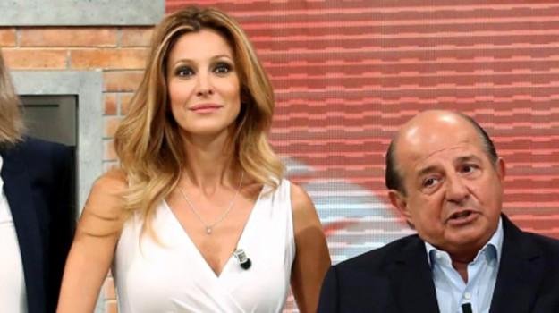 famiglia, querela, Adriana Volpe, Giancarlo Magalli, Sicilia, Società