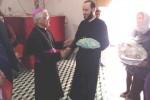 Trapani, visita del vescovo agli ortodossi: scambiati gli auguri di Pasqua