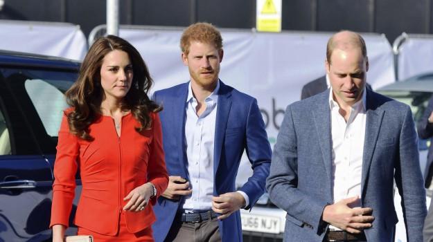 mamma, morte, Kate Middleton, Lady Diana, Principe Harry, Principe William, Sicilia, Società