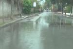 Pioggia e strade allagate a Palermo: le immagini da Mondello - Video
