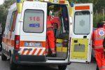 Furgone sbanda e travolge un ciclista, muore un uomo a Piazza Armerina