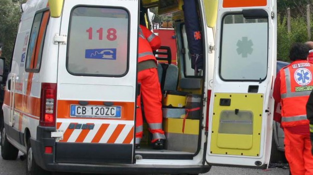 incidente, Agrigento, Cronaca