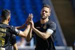 Palermo umiliato all'Olimpico: Rispoli l'unico giocatore «salvato» sui social