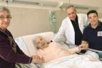 Finisce sotto i ferri a 102 anni, intervento riuscito a Nicosia