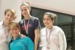 L'Aquarius Trapani trionfa alle Regionali di nuoto: tanti ori in cassaforte