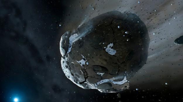 asteroide, telescope, terra, universo, Sicilia, Società