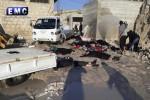 Siria, bava alla bocca e difficoltà a respirare: i terribili danni dei raid chimici