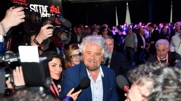 legge elettorale, m5s, modello tedesco, Beppe Grillo, Maria Elena Boschi, Sicilia, Politica