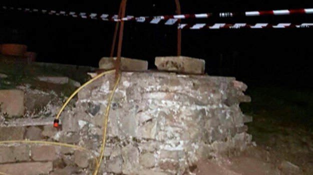 bimbo caduto nel pozzo, pozzo velletri, Sicilia, Cronaca