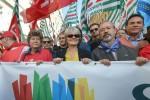 """Primo maggio, a 70 anni dall'eccidio i sindacati a Portella della Ginestra: """"Il lavoro una priorità"""""""