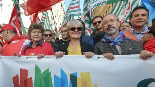 Portella della Ginestra, primo maggio, sindacati, Sicilia, Politica