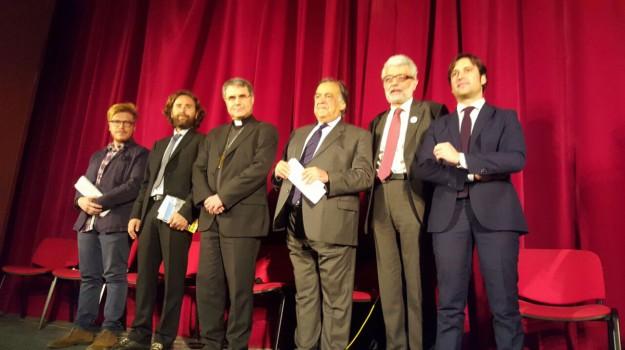candidati sindaco palermo, Ciro Lomonte, Corrado Lorefice, Fabrizio Ferrandelli, Ismaele La Vardera, Leoluca Orlando, Nadia Spallitta, Ugo Forello, Palermo, Politica