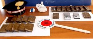 Droga a Siracusa, blitz nel territorio del clan Bottaro-Attanasio: 18 arresti