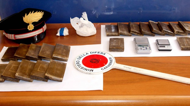 Droga, blitz tra Catania e Trapani con 9 arresti: spaccio vicino a una scuola