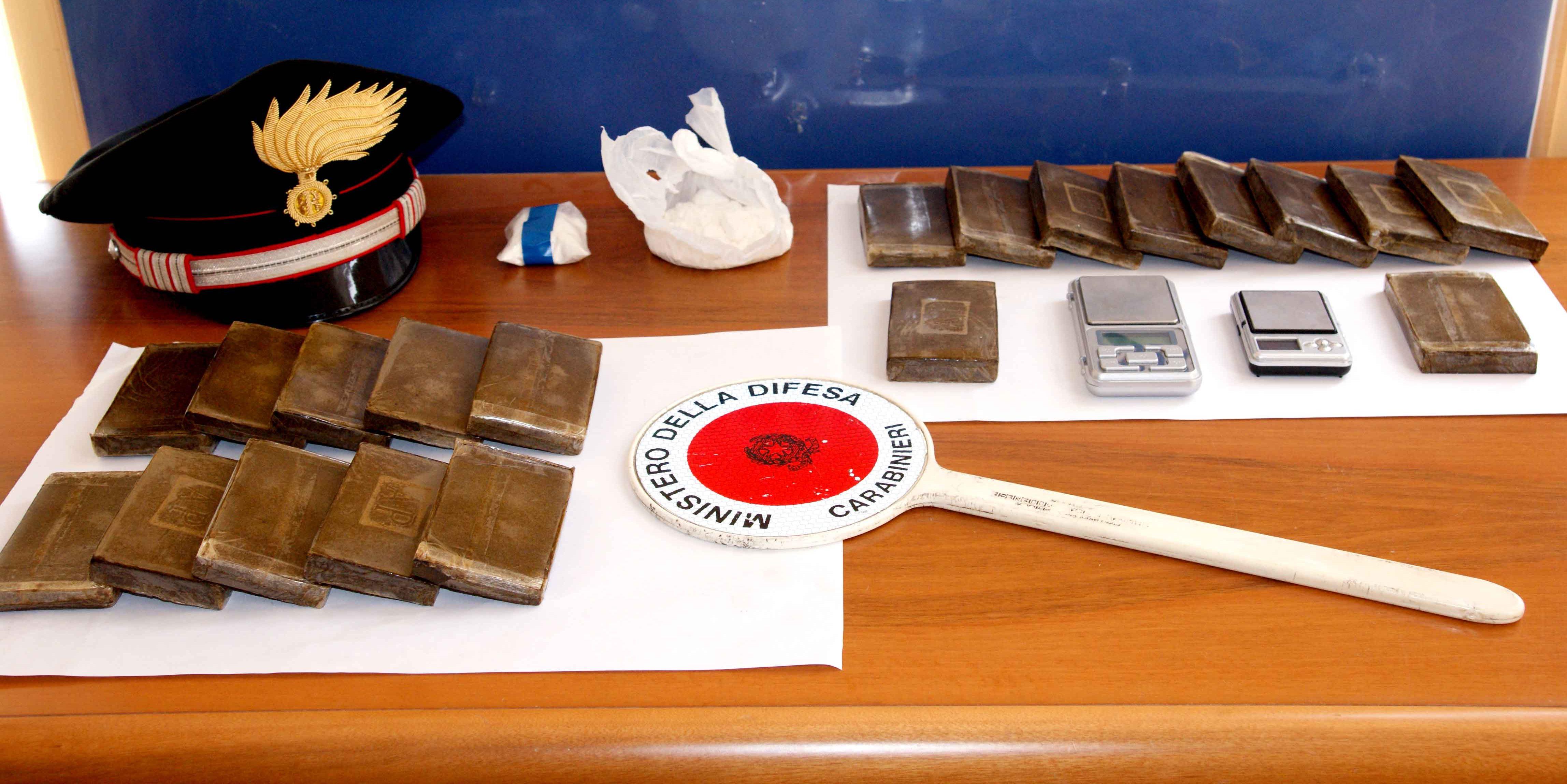 Operazione antidroga Passo di Salto: 48 arresti in città