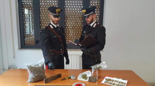 carabinieri, droga, misilmeri, Palermo, Cronaca