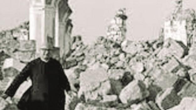 chiesa madre montevago, sisma 1968 belice, valle del belice, Agrigento, Cultura