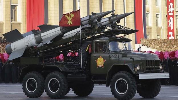 corea del nord, guerra nucleare, USA, Sicilia, Mondo