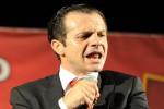 Cateno De Luca: mi candido a sindaco di Messina