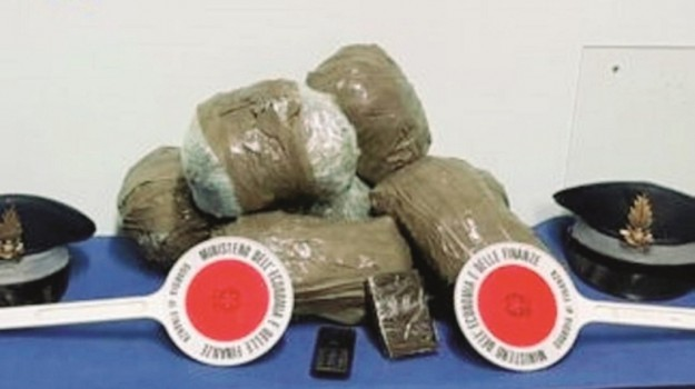 arresti, droga, pozzallo, Ragusa, Cronaca
