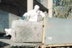 Irruzione dei vigili all'ex Gasometro di Messina: allontanato gruppo di senza tetto