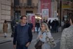 """Capello visita lo Street Food Fest, i tifosi: """"Vieni ad allenare il Palermo"""""""
