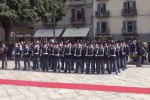 I 165 anni della Polizia, maxi schermo a Palermo: le immagini da piazza Verdi