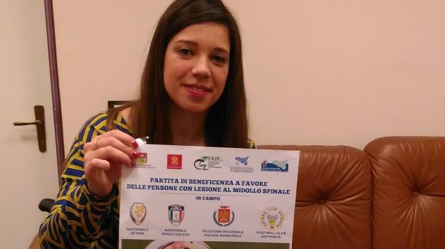 partita della vita, Francesca Vaccara, Trapani, Società