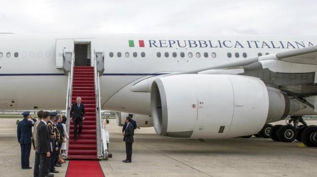 Usa-Italia, Donald Trump, Paolo Gentiloni, Sicilia, Politica