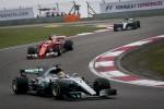 Hamilton vince il Gran Premio di Cina, seconda la Ferrari di Vettel