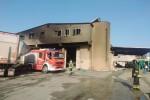 Rogo nel deposito a Marsala, tre romeni «miracolati»