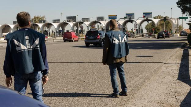 autostrade, cas, mafia, Messina, Cronaca