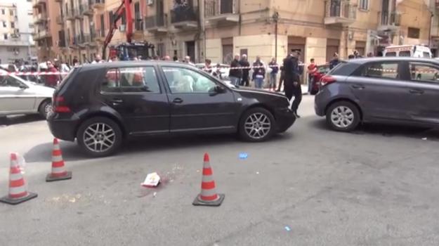 bimba morta, incidente, indagini, Giulia Mazzola, Palermo, Cronaca