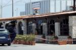 Intimidazione a Portopalo di Capo Passero, a fuoco un ristorante
