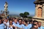 Chiaramonte, in migliaia per celebrare la Madonna di Gulfi