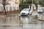 Maltempo, Palermo si sveglia sotto la pioggia: le immagini da Mondello