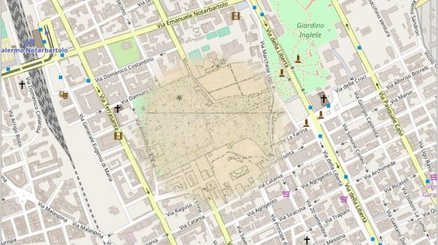 mappa palermo, storia palermo, Palermo, Cultura