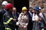 """G7, la Boschi a Taormina: """"Lavori a buon punto"""""""