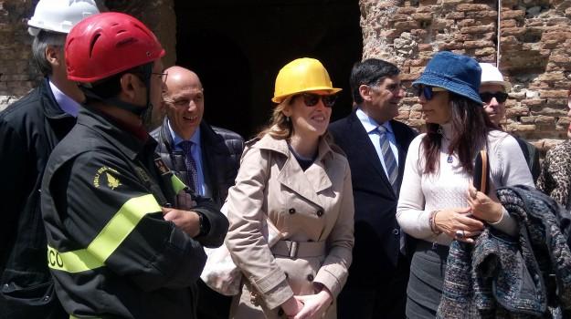 G7, taormina, Maria Elena Boschi, Messina, Politica