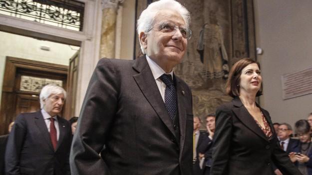 colle, legge elettorale, Quirinale, Laura Boldrini, Sergio Mattarella, Sicilia, Politica