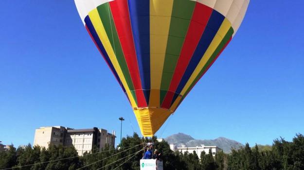 domenica favorita, mongolfiera palermo, Palermo, parco della favorita, street food fest, Palermo, Cronaca